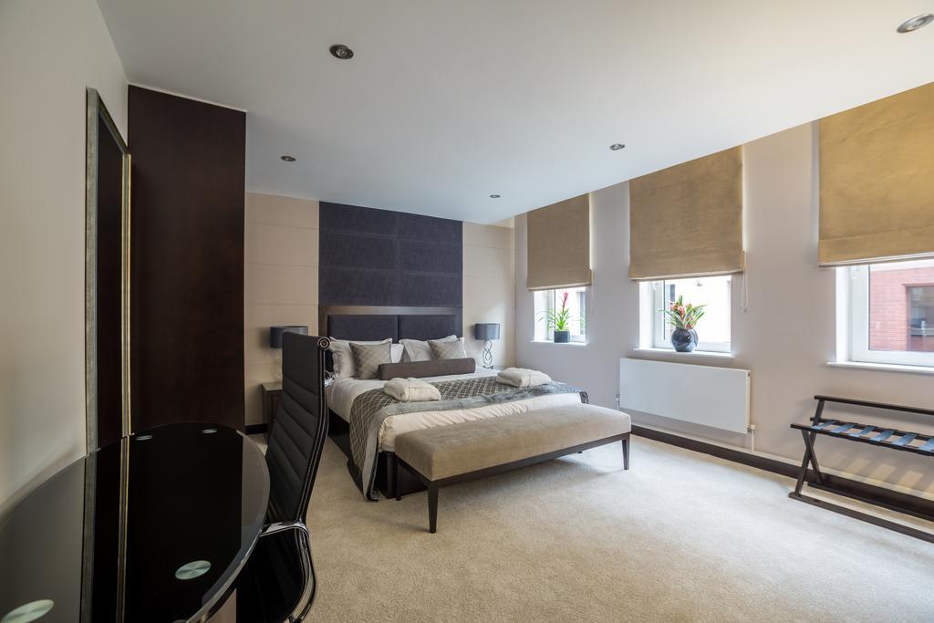 One Bedroom Executive Apartment The Headrow